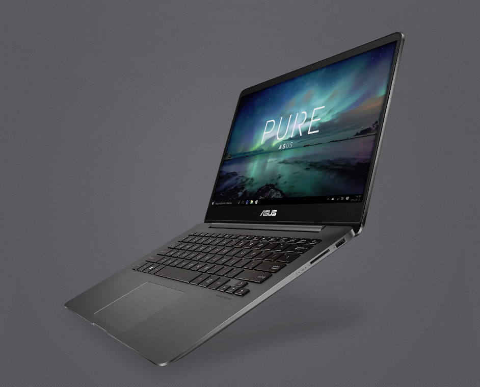 ASUS ZenBook Pure UX430UN 14 FHD matt GeForce MX150, Core